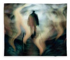The Last Walk Fleece Blanket