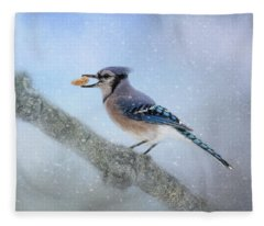 The Nutcracker Fleece Blanket
