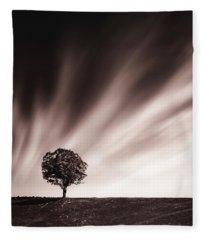 The Power Of One Fleece Blanket