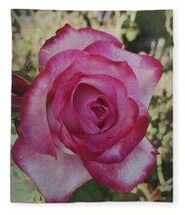 The Rose Fleece Blanket