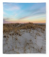 The Sea Is The Place To Be Fleece Blanket