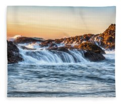 The Small Things Fleece Blanket