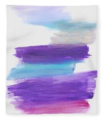 The Unconscious Mind Fleece Blanket