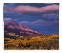 The Whisper Of Clouds Fleece Blanket