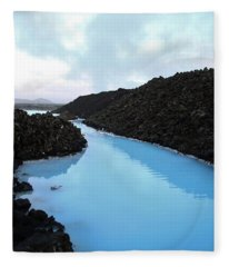 Thermal Pool Fleece Blanket