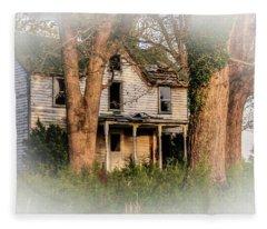 These Old Houses  Fleece Blanket