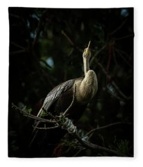 Things Are Looking Up Fleece Blanket