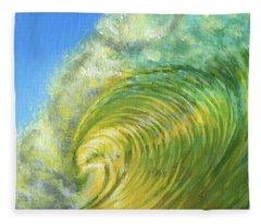 Third Coast Dreaming Fleece Blanket