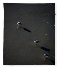 Three Fleece Blanket