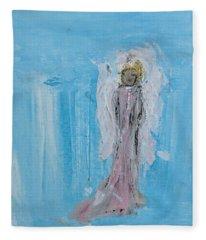 Tiny Angel Fleece Blanket