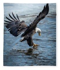 Tippy Talon Fleece Blanket