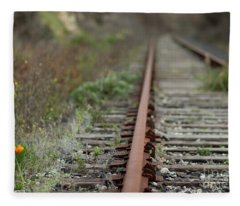 To The Unknown Fleece Blanket
