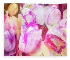 Today And Forevermore Fleece Blanket