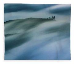 Touch Of Wind Fleece Blanket