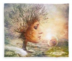 Treasure Fleece Blanket