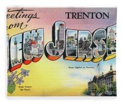 Trenton Greetings Fleece Blanket