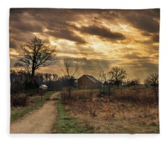 Trostle Sky Fleece Blanket