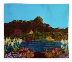 Truth Or Consequences Too Fleece Blanket