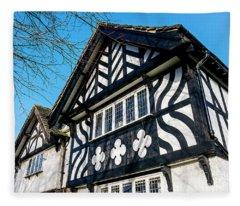 Tudor Style Fleece Blanket