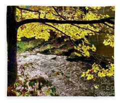 Tumwater Creek Fleece Blanket