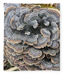 Turkey Tales Fleece Blanket