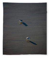 Two Birds Fleece Blanket