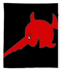 Uboat Swordfish Fleece Blanket