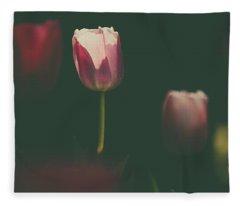 Under The Beam Fleece Blanket
