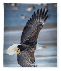 Under Wing Fleece Blanket