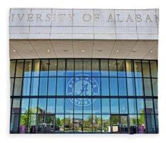 University Of Alabama Fleece Blanket