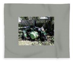 Ural 4 Fleece Blanket