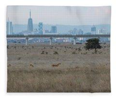 Urban Pride Fleece Blanket