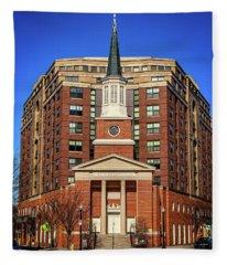 Urban Religion Fleece Blanket
