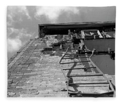 Urban Renewal, 1972 Fleece Blanket