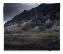 Utah Storm Fleece Blanket