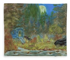 Vardo Dreams Fleece Blanket