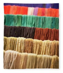 Vendors Beads Fleece Blanket