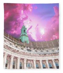 Verle Fleece Blanket