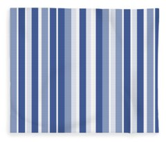 Vertical Lines Background - Dde605 Fleece Blanket