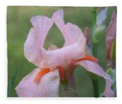 Vivid Beauty - Flower Art By Omaste Witkowski Fleece Blanket