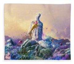 Vulnicura Fleece Blanket