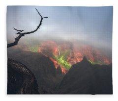 Kauai Fleece Blankets