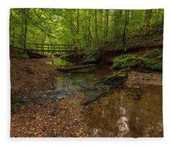 Walnut Creek Fleece Blanket