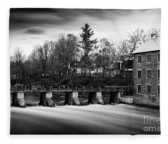 Watson's Mill Fleece Blanket