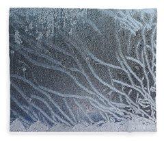 Waves Of Grain Fleece Blanket