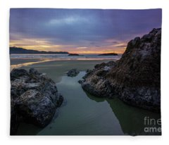 West Coast Fleece Blanket