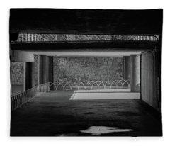 West Park Underpass Fleece Blanket