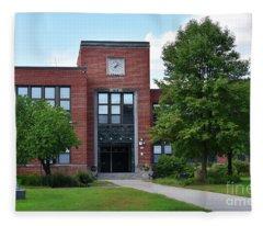 Westfield High School, Nj Fleece Blanket