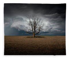 When Dreams Become Reality Fleece Blanket