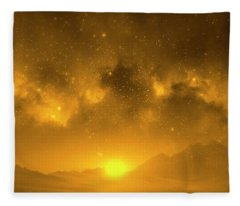 Where Dreams Come True 11 Fleece Blanket